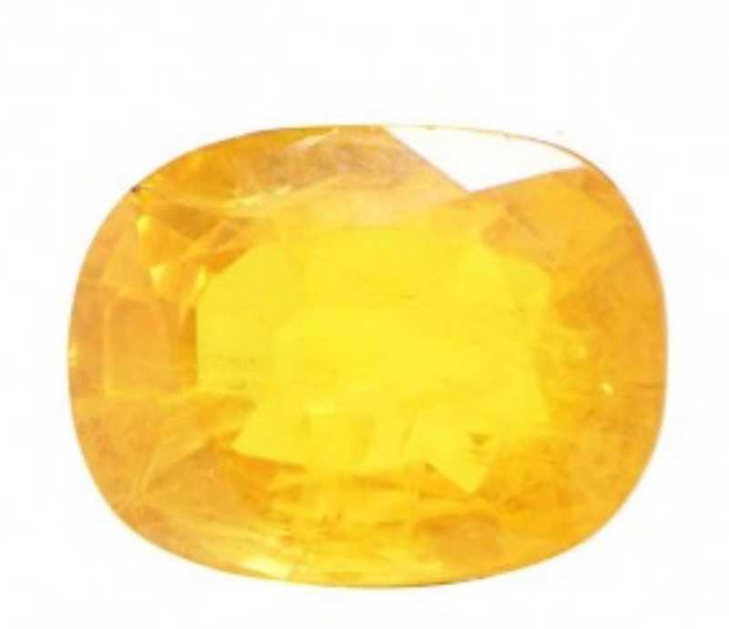 Purpose of wearing a Yellow Sapphire stone