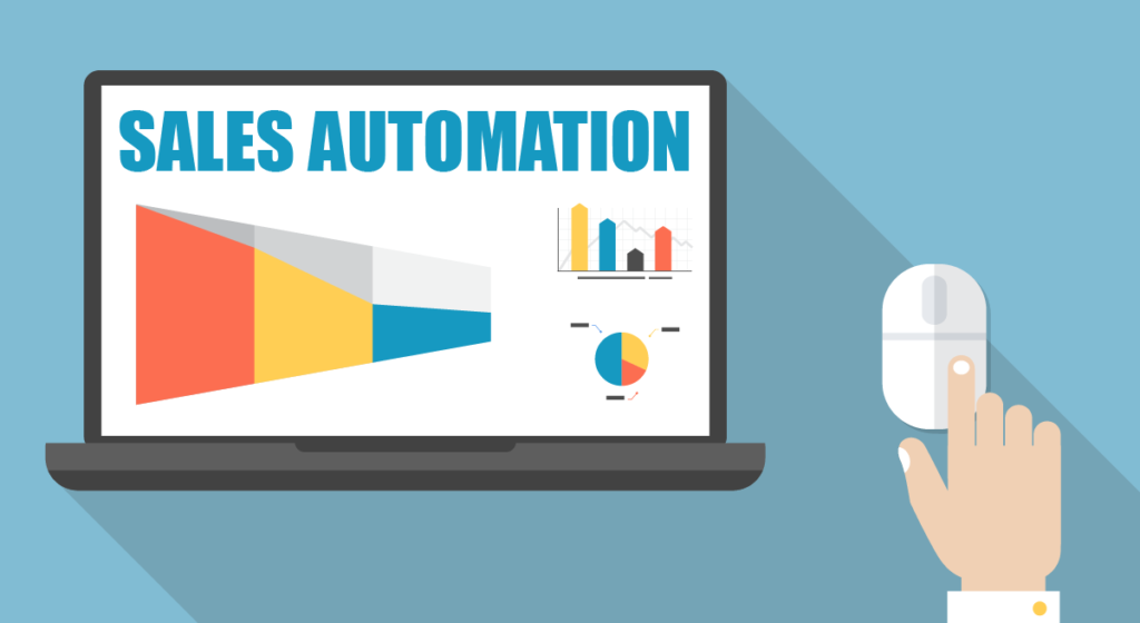 sales force automation software solution