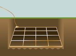 mesh earthing system