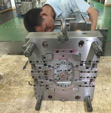 mold makers in China
