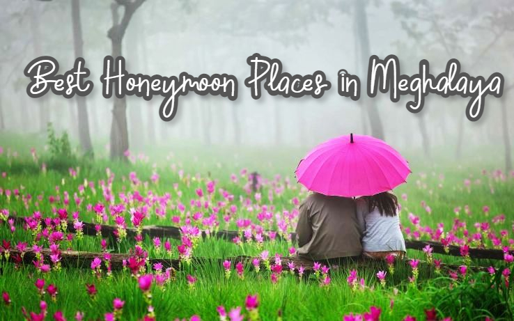 Epic Honeymoon Destinations in Meghalaya