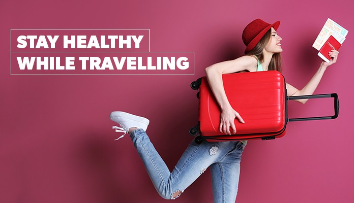 Stay Healthy While Traveling Long