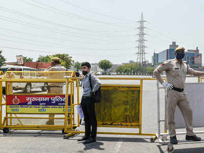Curbs, random tests: 14 areas in Gurgaon to turn containment zones