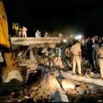 Three-storey building collapses in Gurugram's Khawaspur, no casualties