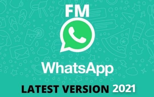 FM WhatsApp Latest Version 8.35 Download 2021